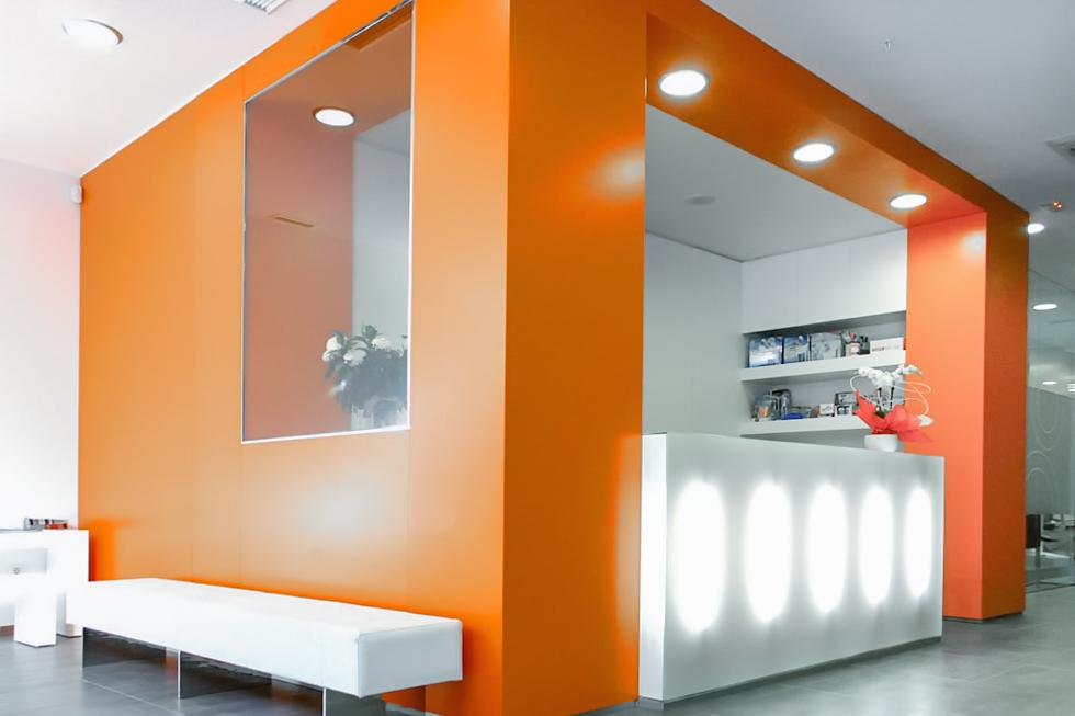 Chiralt Arquitectos Valencia - Clínica Dental Balaguer