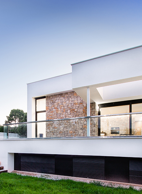 Casa Pasiva moderna y minimalista | Chiralt arquitectos Valencia