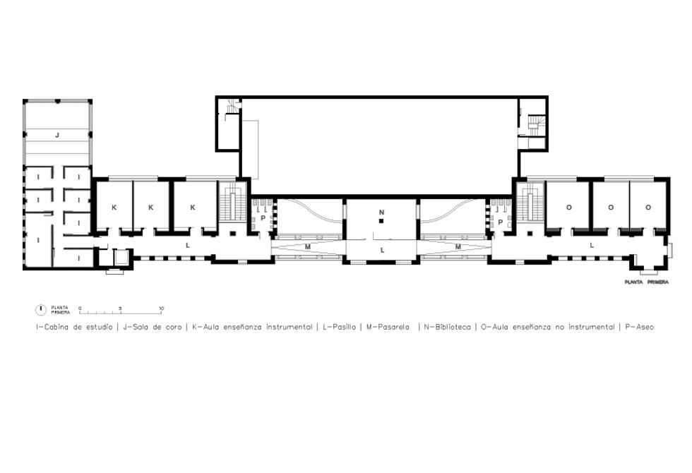 Conservatorio - Chiralt Arquitectos Valencia