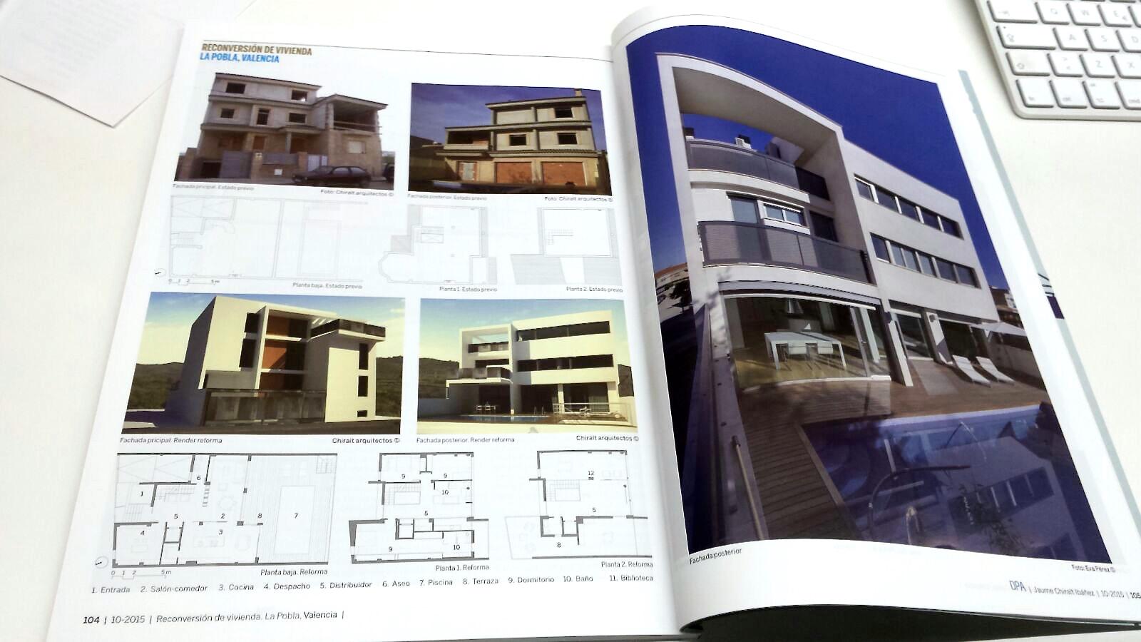 DP Arquitectura - Chiralt Arquitectos