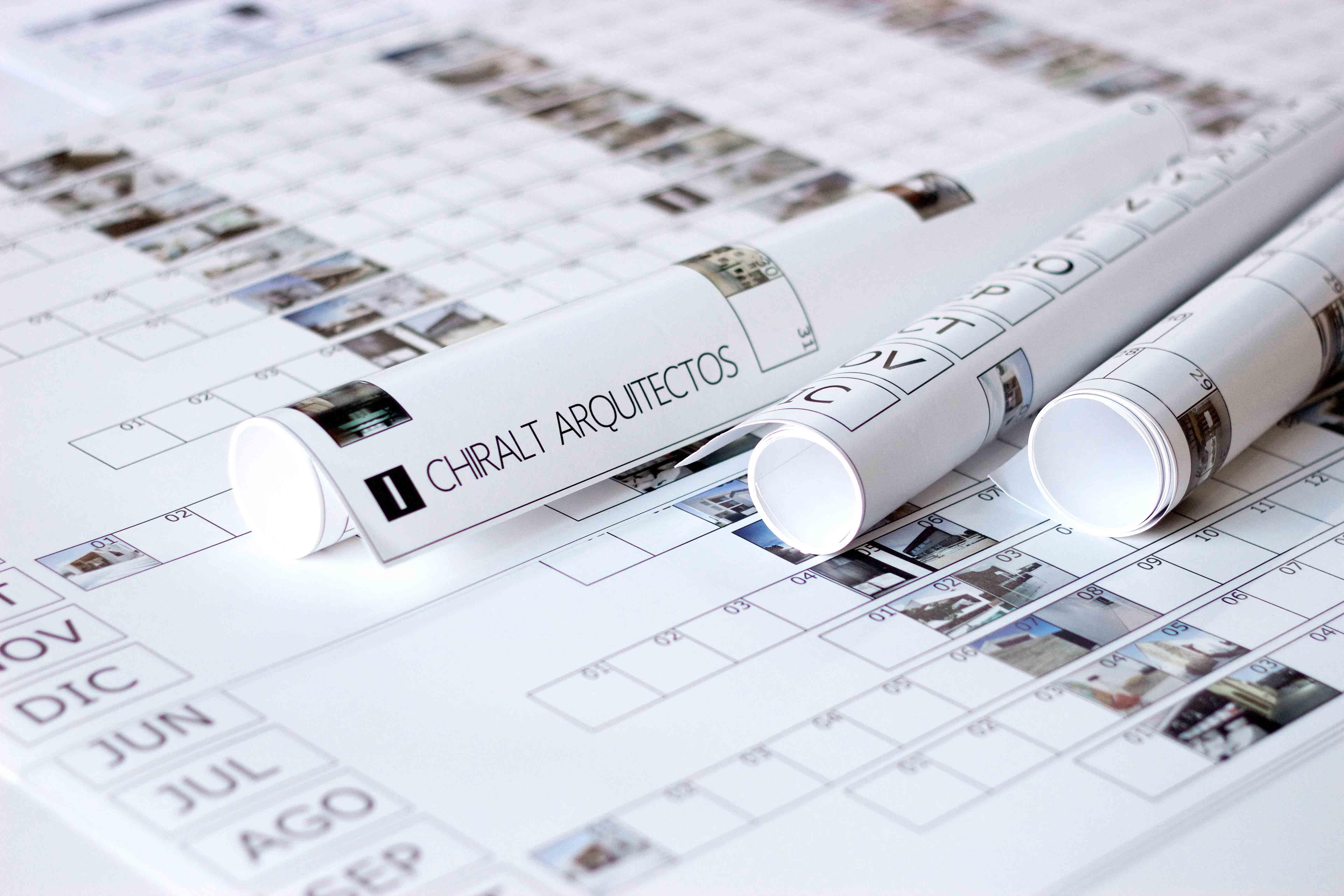 Sorteo Calendario - Chiralt Arquitectos Valencia -