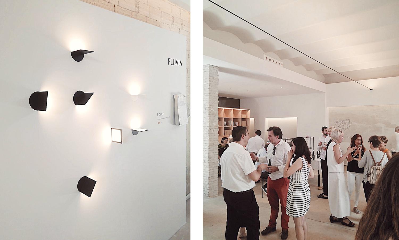 Fluvia presenta Loop en Cosín Estudio - Chiralt Arquitectos Valencia