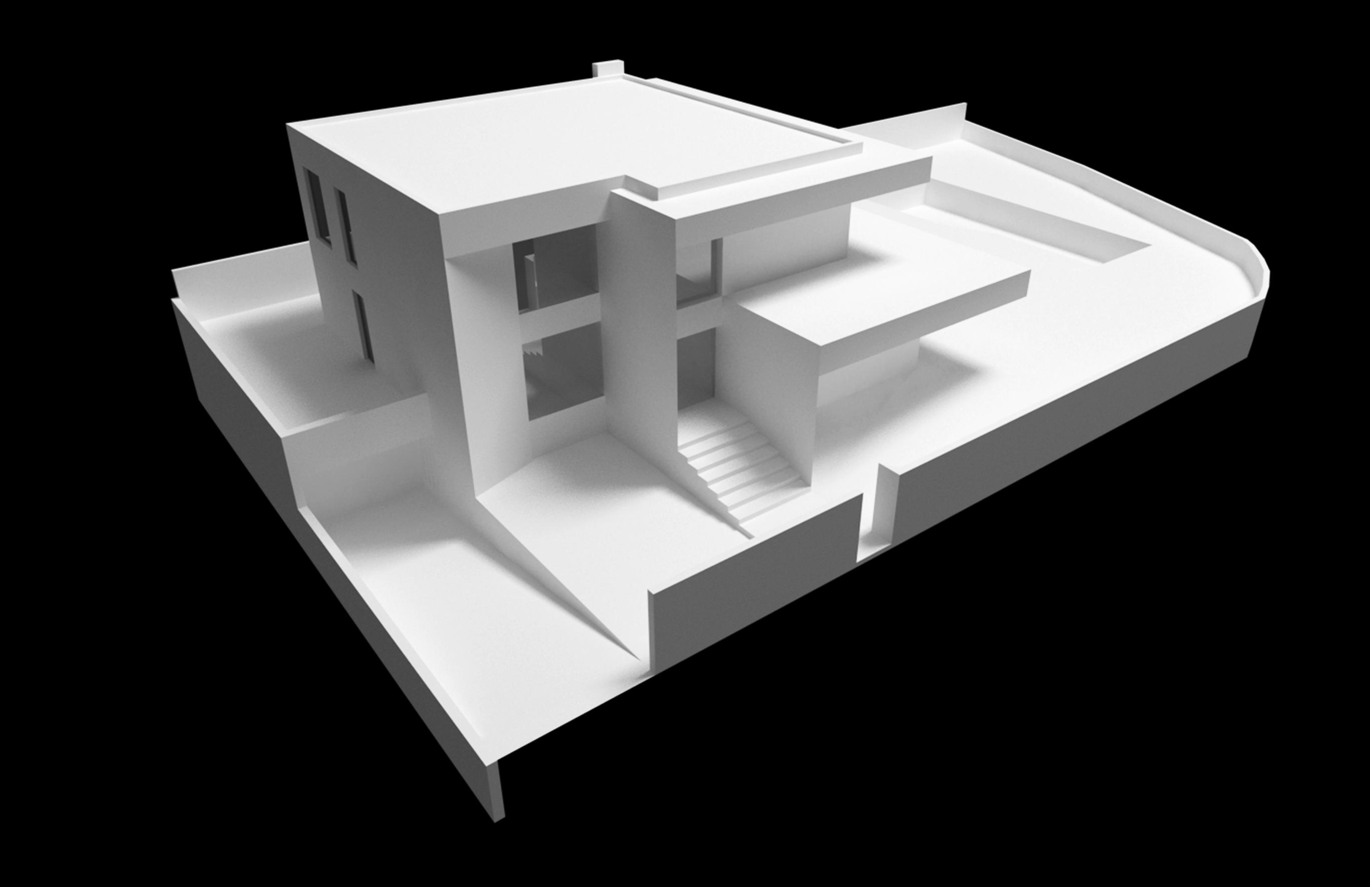 Chiralt Arquitectos Valencia - Vivienda moderna Bueno