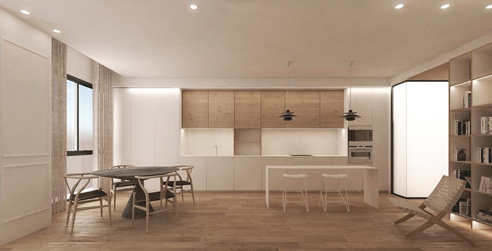 Vivienda modernista en Valencia - Chiralt Arquitectos Valencia