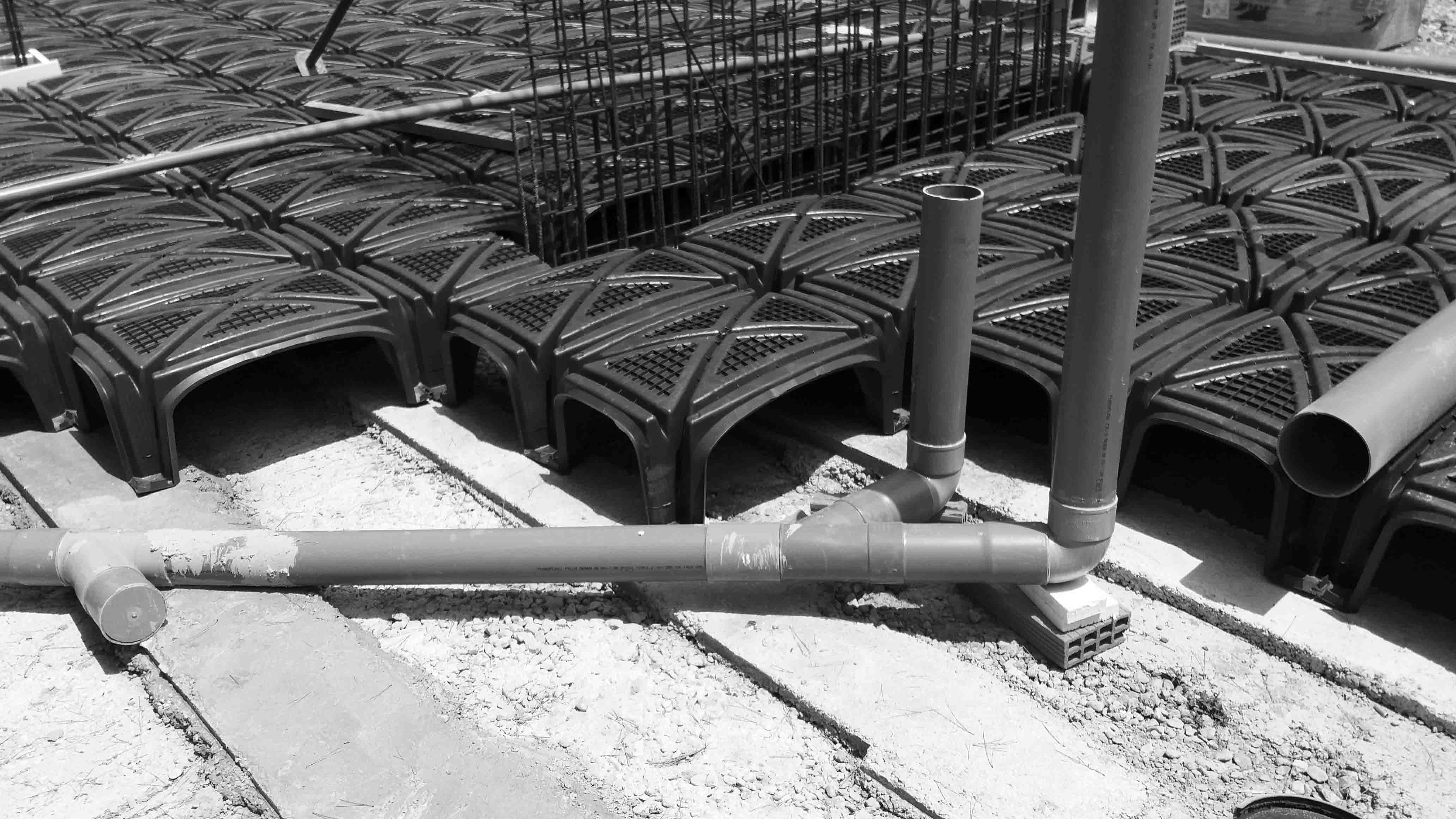 vivienda con sistema caviti - Chiralt Arquitectos Valencia