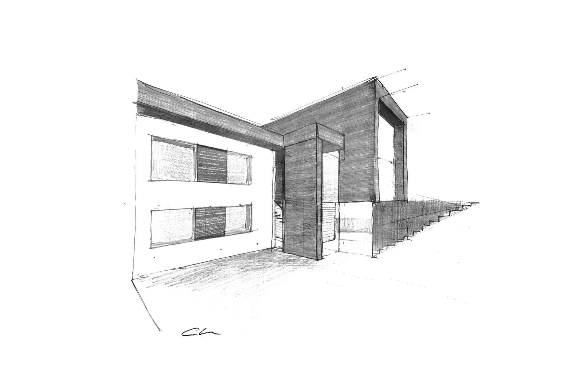 2C-Vivienda-Hormigon-Boceto-Chiralt-Arquitectos-Valencia-2baja